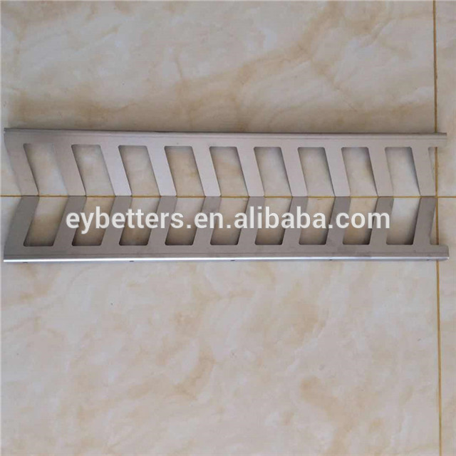 screen printing squeegee rack for squeegee rubber drying