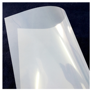 high quality milky inkjet film for screen printing