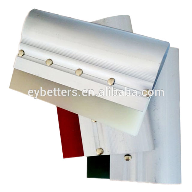 aluminum squeegee handle/squeegee holder for screen printing