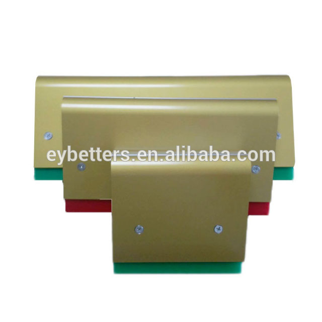 Aluminum screen printing squeegee handle